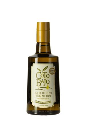 aceite de oliva virgen extra delicada arbequina cotobajo