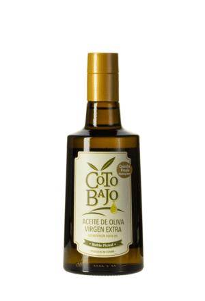aceite de oliva virgen extra noble picual cotobajo